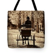 Buggy Ride Tote Bag