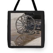 Buggy Wheels Tote Bag