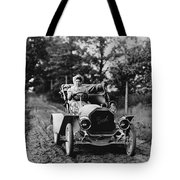Buick Automobile, C1907 Tote Bag