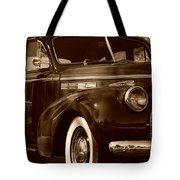 Buick Beauty Tote Bag
