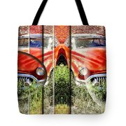Buick Eight Eight Buick Tote Bag