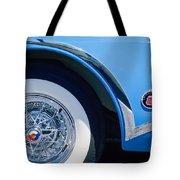 Buick Skylard Wheel Emblem Tote Bag