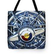Buick Skylark Wheel Tote Bag