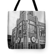 Build A Bear Downtown Disneyland Bw Tote Bag