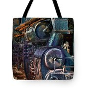 Build For Comfort Not For Speed Tote Bag by Gunter Nezhoda