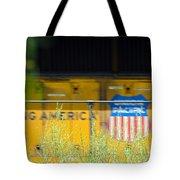 Building America  Tote Bag