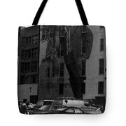 Building Art Tote Bag
