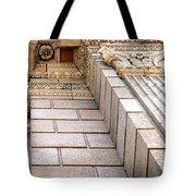 Building Corner Tote Bag