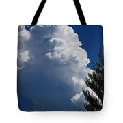Building Cumulus Tote Bag