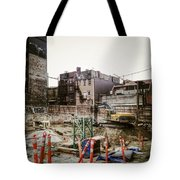 Building Hastings  Tote Bag