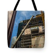 Building Toronto  Tote Bag