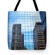 Building With In A Building Tote Bag