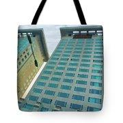 Buildings In China Tote Bag