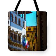 Buildings In Florence Italy Tote Bag