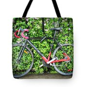 Built For Speed I Tote Bag
