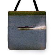 Built For Speed Tote Bag