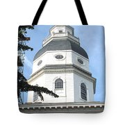 Built Without Nails Tote Bag