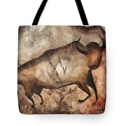 bull a la Altamira Tote Bag