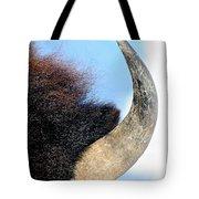 Bull Horn Tote Bag