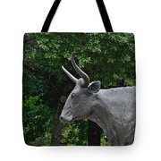 Bull Market Quadriptych 1 Of 4 Tote Bag