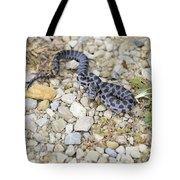 Bull Snake Tote Bag