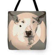 Bull Terrier Graphic 1 Tote Bag