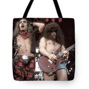 Bullet Boys Tote Bag