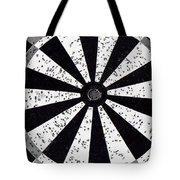 Bull's Eye - Bw01 Tote Bag
