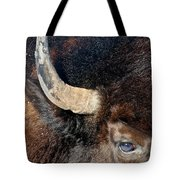 Bull's Eye Tote Bag