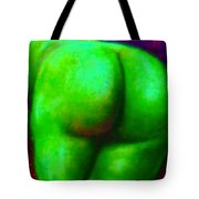Bum With Vegetable Ass-ociations Tote Bag