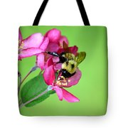 Buzz Time Tote Bag