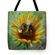 Bumble Bee Beauty Tote Bag