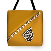 Bumble Bee Logo-7938 Tote Bag