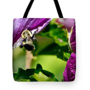 Bumble Bee Vii Tote Bag