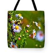 Bumblebee Delight Tote Bag