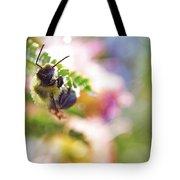 Bumblebee Disco Tote Bag