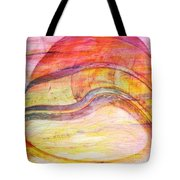 Bumped Wine Barrel Tote Bag