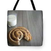 Bun And Milk Tote Bag
