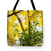 Bunch Of Green Tote Bag