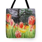 Bunch Of Tulips IIi Tote Bag