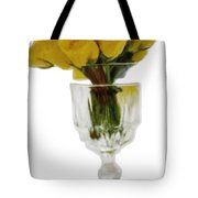 Bunch Of Yellow Roses Tote Bag