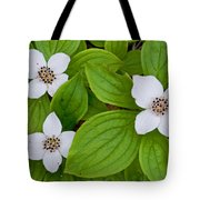 Bunchberries Tote Bag