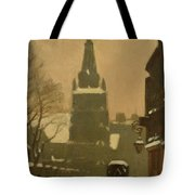 Bunhill Row Tote Bag