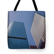 Bunker Hill Financial District California Plaza Tote Bag