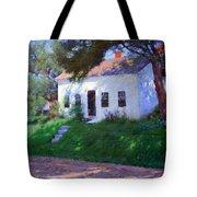 Bunker's Roadside Cottage Tote Bag