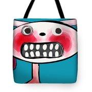 Bunnibuns Tote Bag by Kelly Jade King