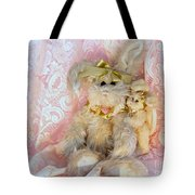 Bunny Lace Tote Bag