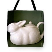 Bunny Teapot  Tote Bag