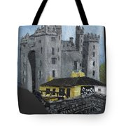 Bunratty Castle And Durty Nellys Tote Bag