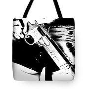 Bunslinger Tote Bag